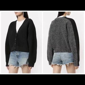Alexander Wang wool blended cardigan